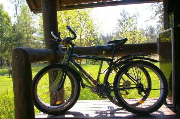 Sodyba dviems - dviračiai