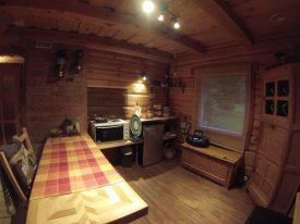 Sodyba dviems - virtuvėlė